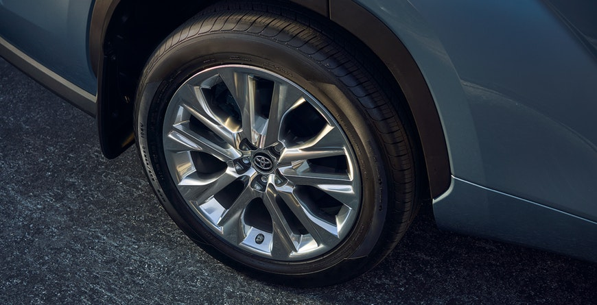 20-IN. ALLOY WHEELS