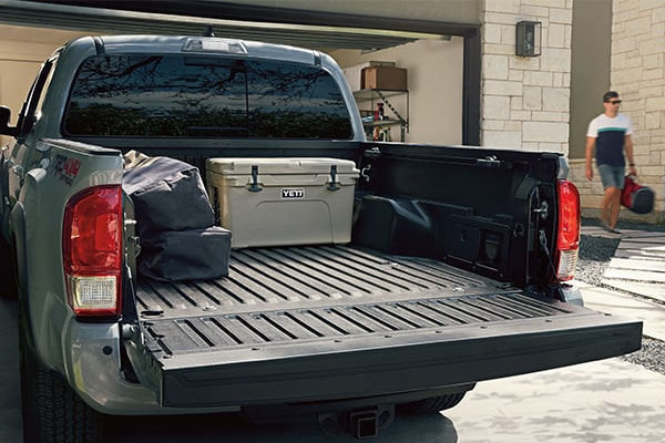 EASY LOWER TAILGATE