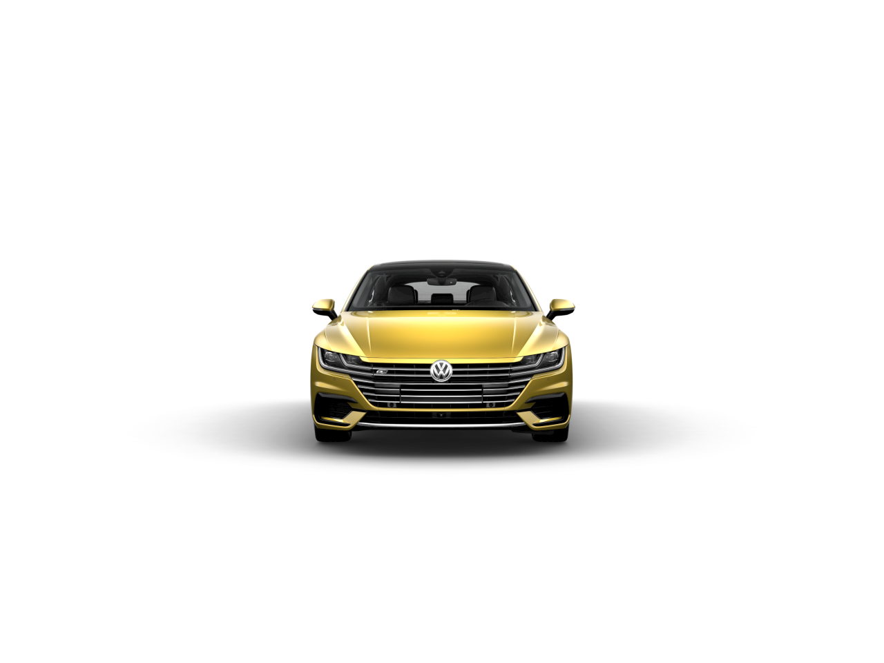 2019 Kurkuma Yellow Metallic