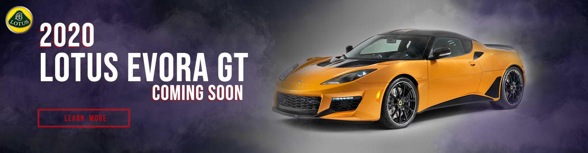 2020 Lotus Evora GT For Sale Redwood City