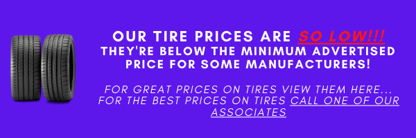 Best Tire Prices special