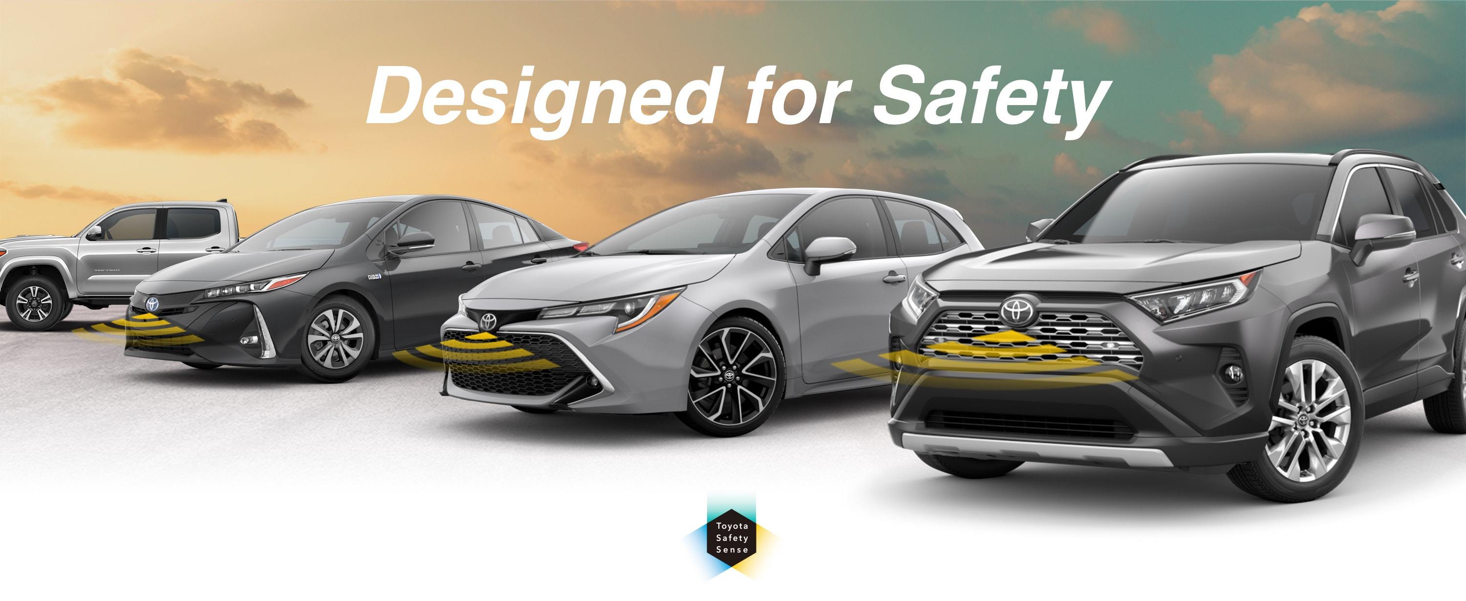 Learn More About Toyota Safety Sense
