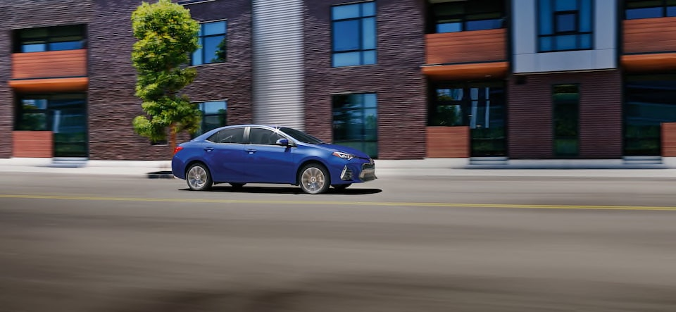 The 2018 Toyota Corolla Will Satisfy Your Wants & Needs!