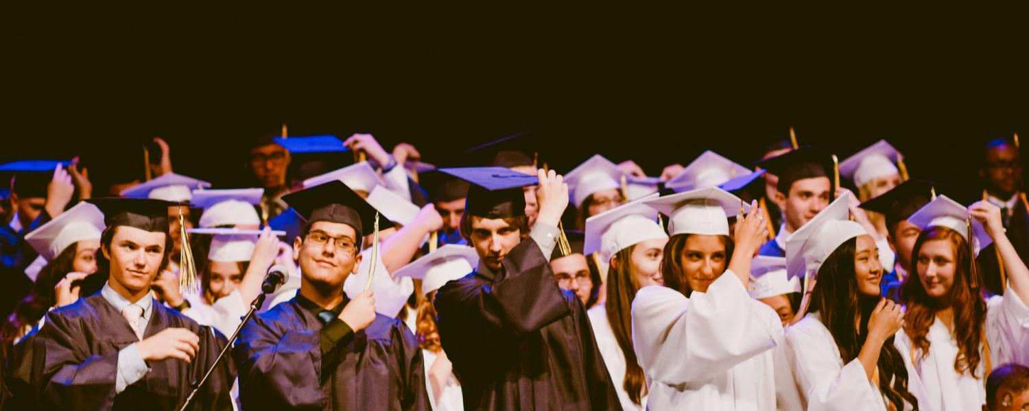 It's Graduation Season! Turn Your Well-Deserved Degree into a Hard-Earned Rebate for a New Ride