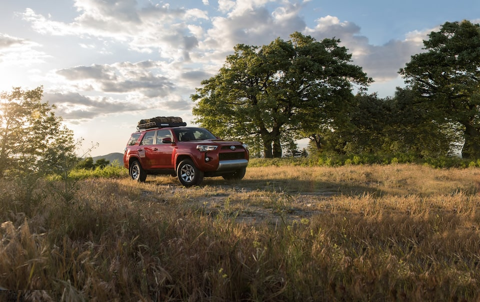 4 Reasons Why the New Toyota 4Runner is the Dream-SUV For Any True Off-Road Enthusiast!