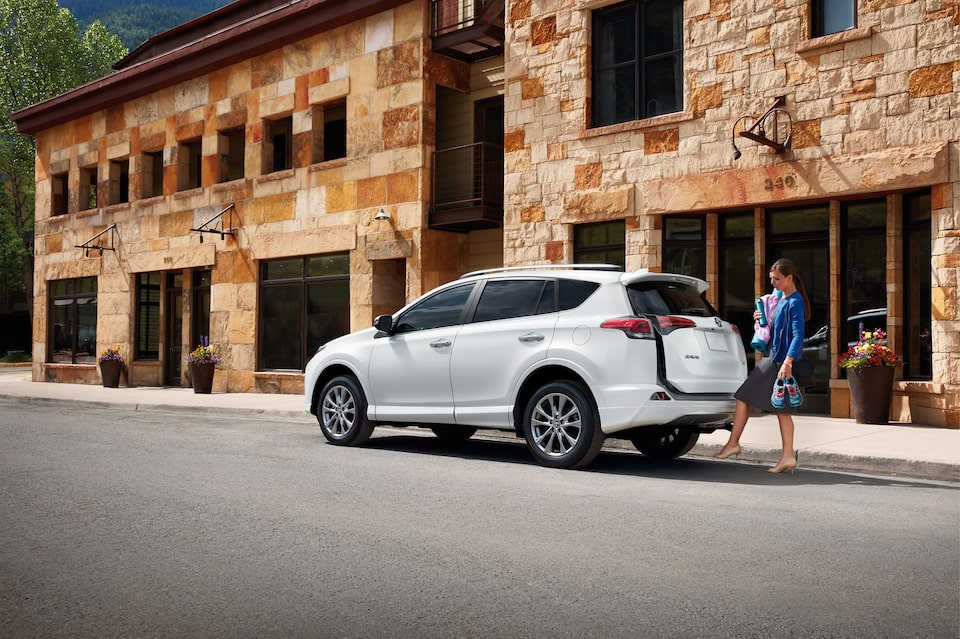 The Capable, Comfortable & Connected New Toyota RAV4 is Ready For Any Adventure!