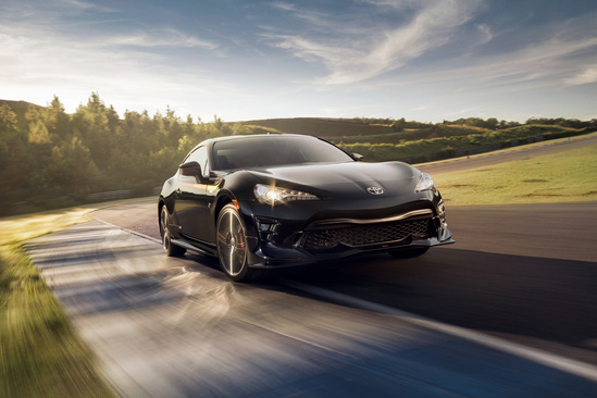 Performance is Redefined with the new Toyota 86