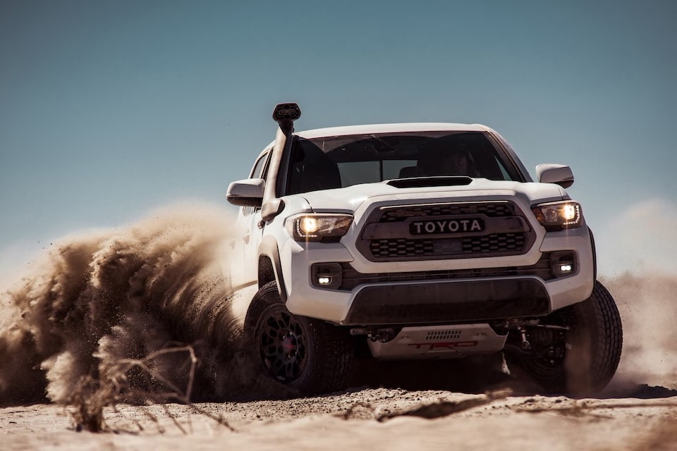 Built For the Endless Weekend - The Rugged & Refined New 2019 Toyota Tacoma Truck is Here in Jackson!