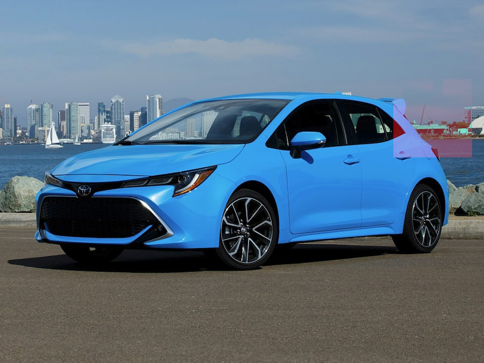 Here's Why the New 2019 Toyota Corolla is Tough for Savvy Shoppers To Resist!