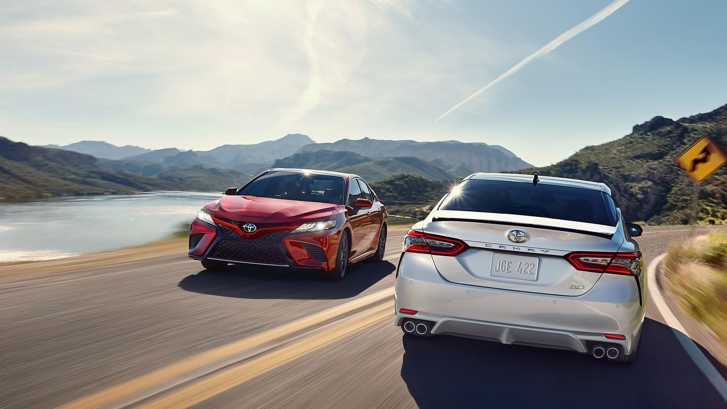 It's Official- 2018 Toyota Camry Inventory Is On Its Way to Our Dealership!