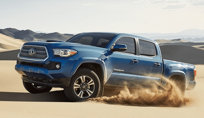 The Toyota Tacoma is the Perfect Truck for Any Adventures throughout Tennessee!