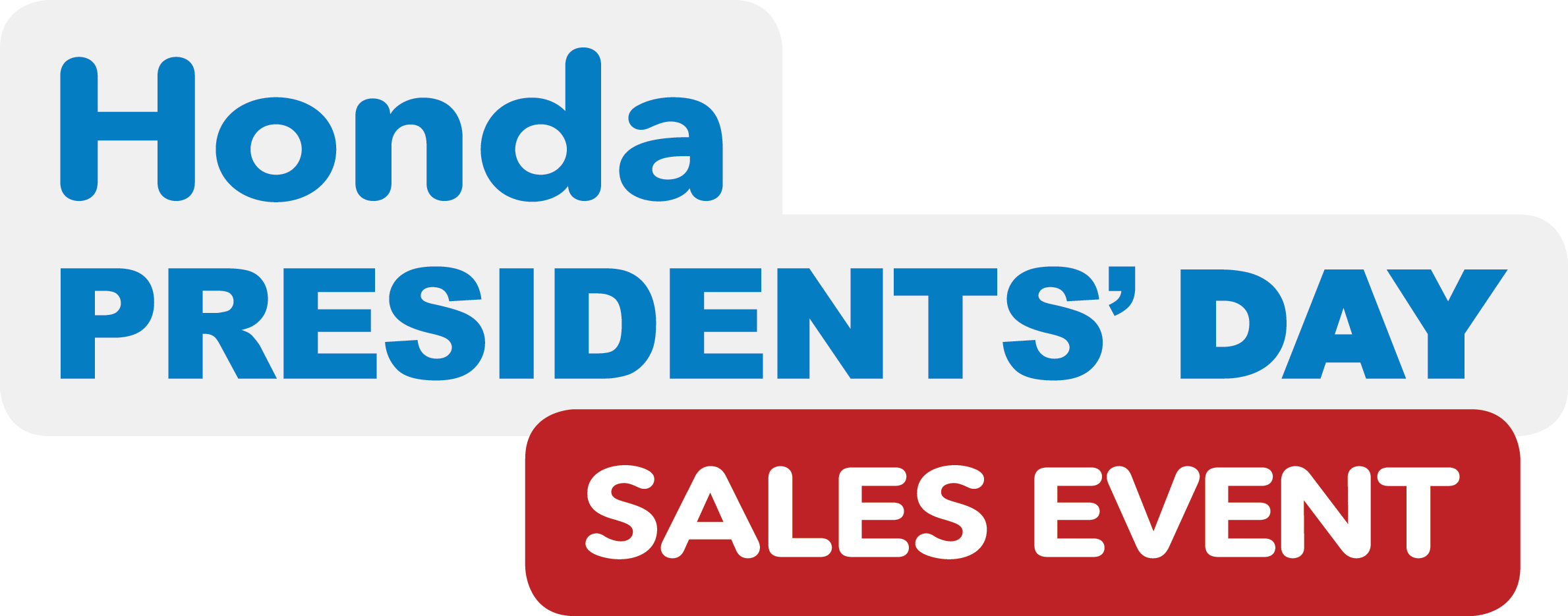 Honda Presidents Day Sale Event