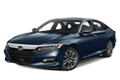 homepage image of honda accord hybrid
