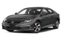 homepage image of honda civic - black exterior