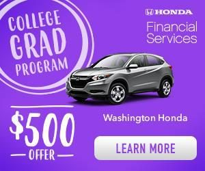 Washington Honda $500 offers